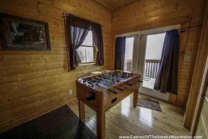 Pigeon Forge Cabin Peak Of Perfection 4 Bedroom Sleeps 10