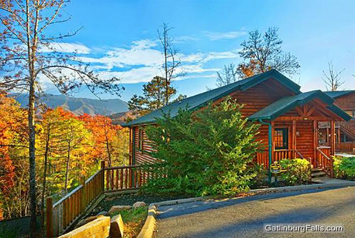 1 Bedroom Cabins In Gatlinburg Pet Friendly. creeksong cabin in ...