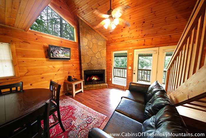 picture of Dolly's Hideaway cabin