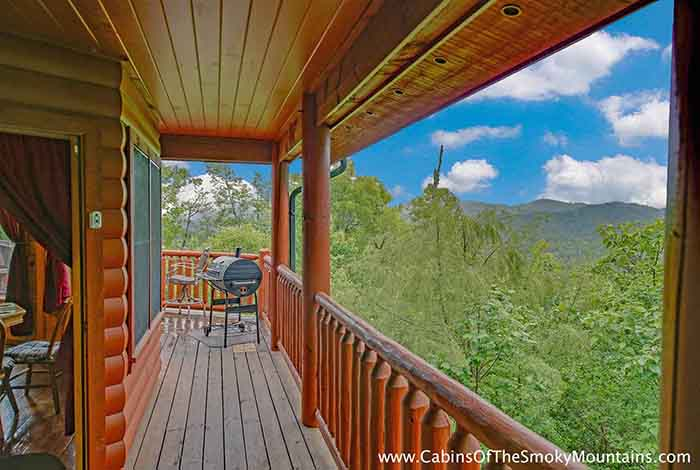 Pigeon forge cabin purr fect getaway from Getawaycabins com