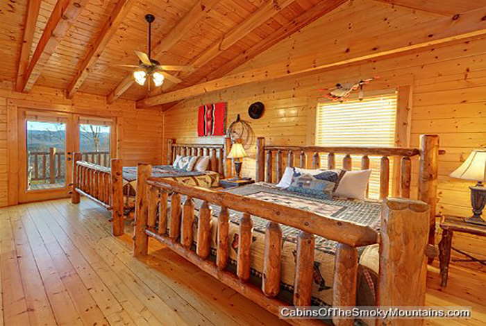 Pigeon Forge Cabin Dreaming Above The Clouds 8 Bedroom Sleeps 38