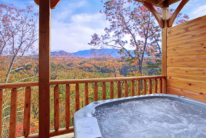 Pigeon Forge Cabin Quality Time 1 Bedroom Sleeps 8