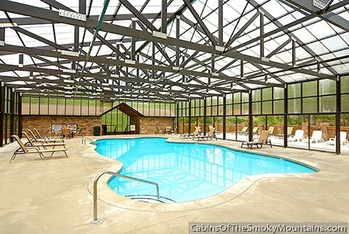 Pigeon forge cabin eden 4 bedroom sleeps 10 - Cabins with swimming pools in pigeon forge ...