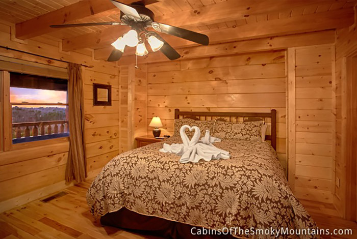Pigeon Forge Cabin Enchanted Sunsets From 150 00