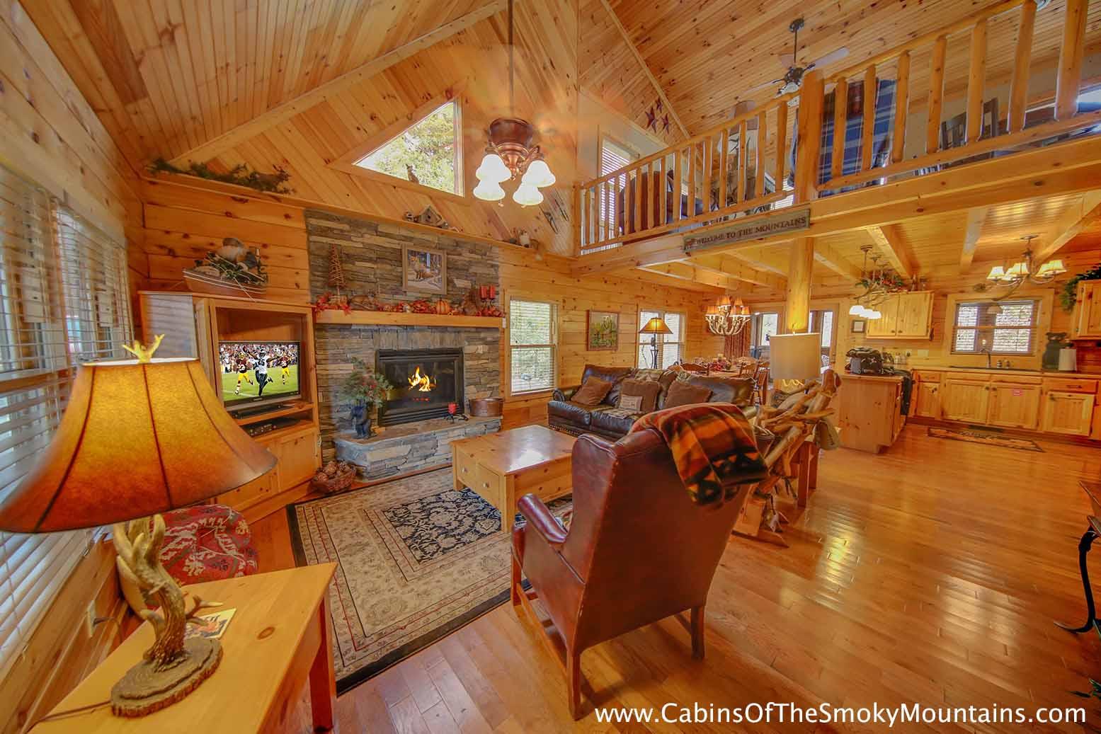 Wears Valley Cabin Fox N Socks 3 Bedroom Sleeps 10 Jacuzzi Bunk Beds Fire Pit