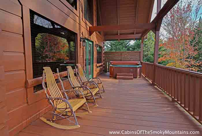 Pigeon Forge Cabin Rushing River Lodge From 275 00