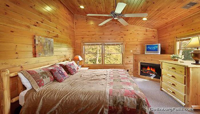 Gatlinburg Cabin Greenbriar Lodge 4 Bedroom Sleeps 12