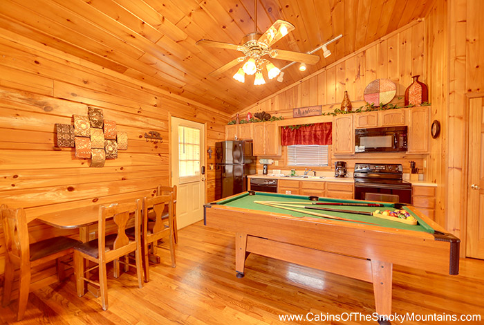 picture of Show Stopper cabin
