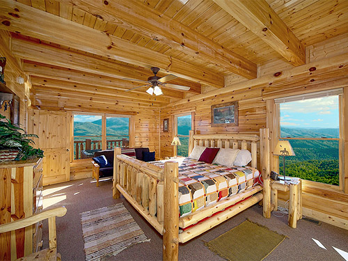 Gatlinburg cabin mt leconte lodge 8 bedroom sleeps 24 - 3 bedroom cabins in gatlinburg tn cheap ...
