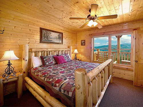 Gatlinburg Cabin Mt Leconte Lodge 8 Bedroom Sleeps 24