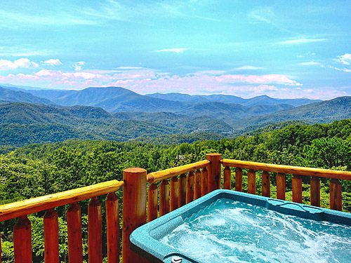 Mt. Leconte Lodge picture