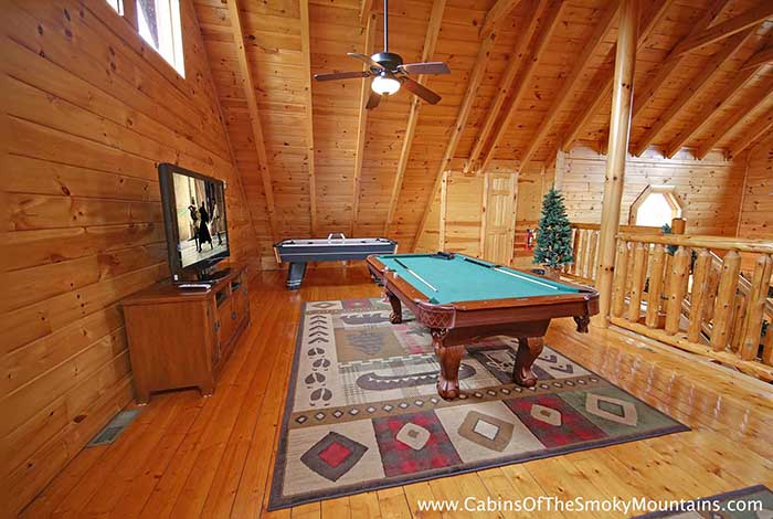 picture of Smoky Mountain Escape cabin