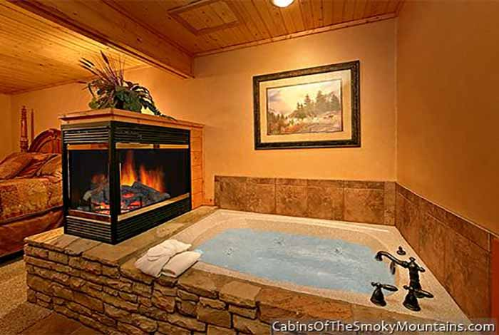 Groovy Pigeon Forge Cabin Heavens Hidden View 6 Bedroom Beutiful Home Inspiration Ommitmahrainfo