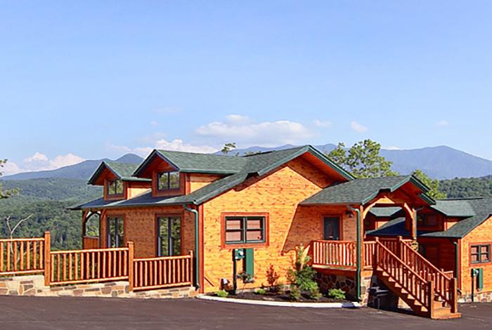 Gatlinburg Cabin Smoky Mountain Heaven 1 Bedroom Sleeps 8 Jacuzzi Swimming Pool Access