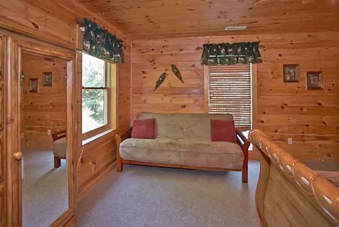 Pigeon forge cabin smoky mountain magic from for Pigeon forge cabin coupons