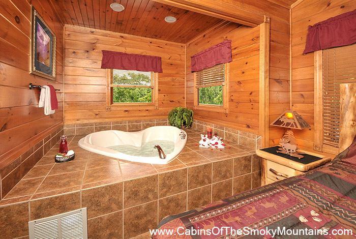 Gatlinburg Cabin Forever Young 1 Bedroom Sleeps 6
