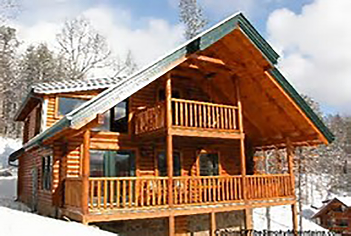 Gatlinburg Cabin High Expectations 1 Bedroom Sleeps 8