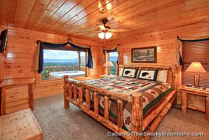 Pigeon forge cabin imagine cabin from for Pigeon forge cabin coupons