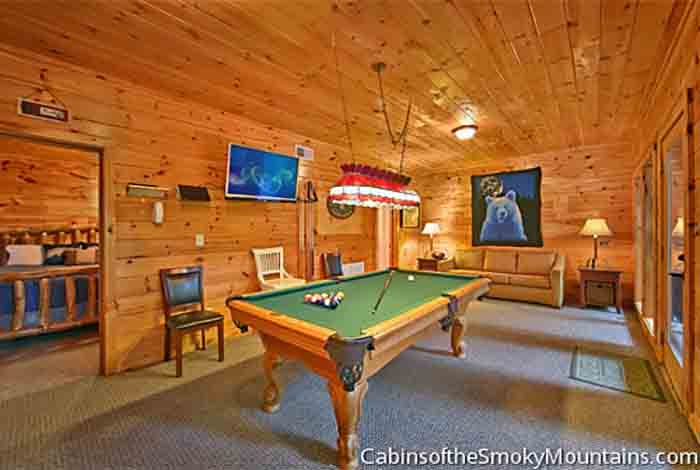picture of Indigo Moon Lodge cabin