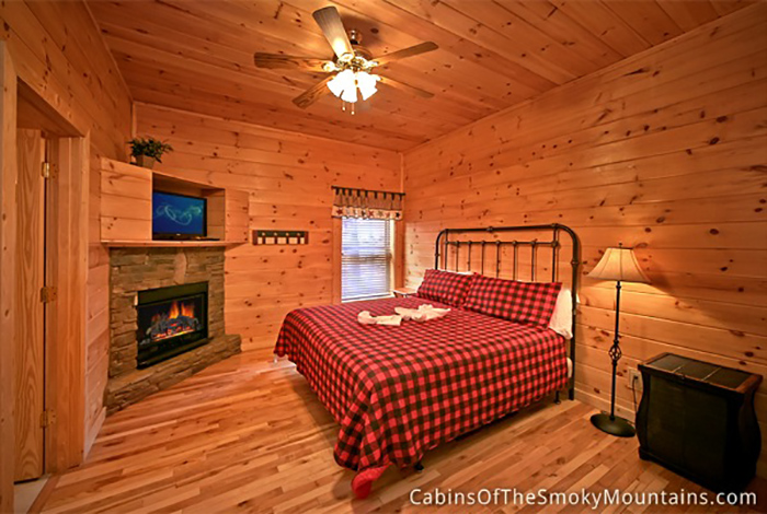Pigeon forge cabin splash mountain 7 bedroom sleeps 24 - 7 bedroom cabins in pigeon forge ...
