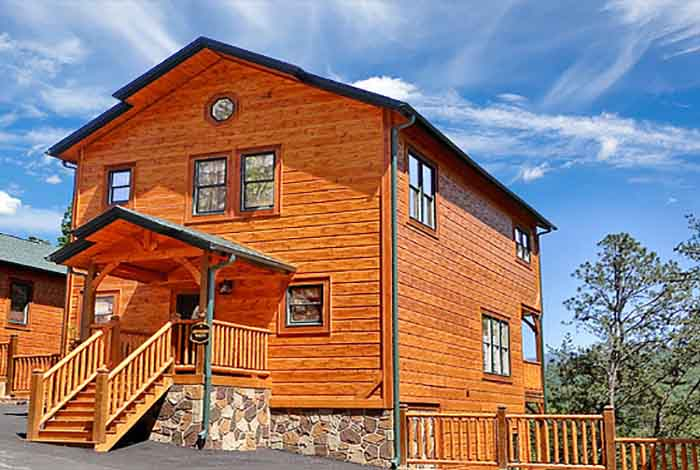 Gatlinburg cabin tennessee walt 39 s 4 bedroom sleeps - 4 bedroom cabins in gatlinburg tn ...