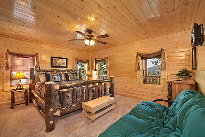 Pigeon Forge Cabin Legacy Lodge 12 Bedroom Sleeps 58