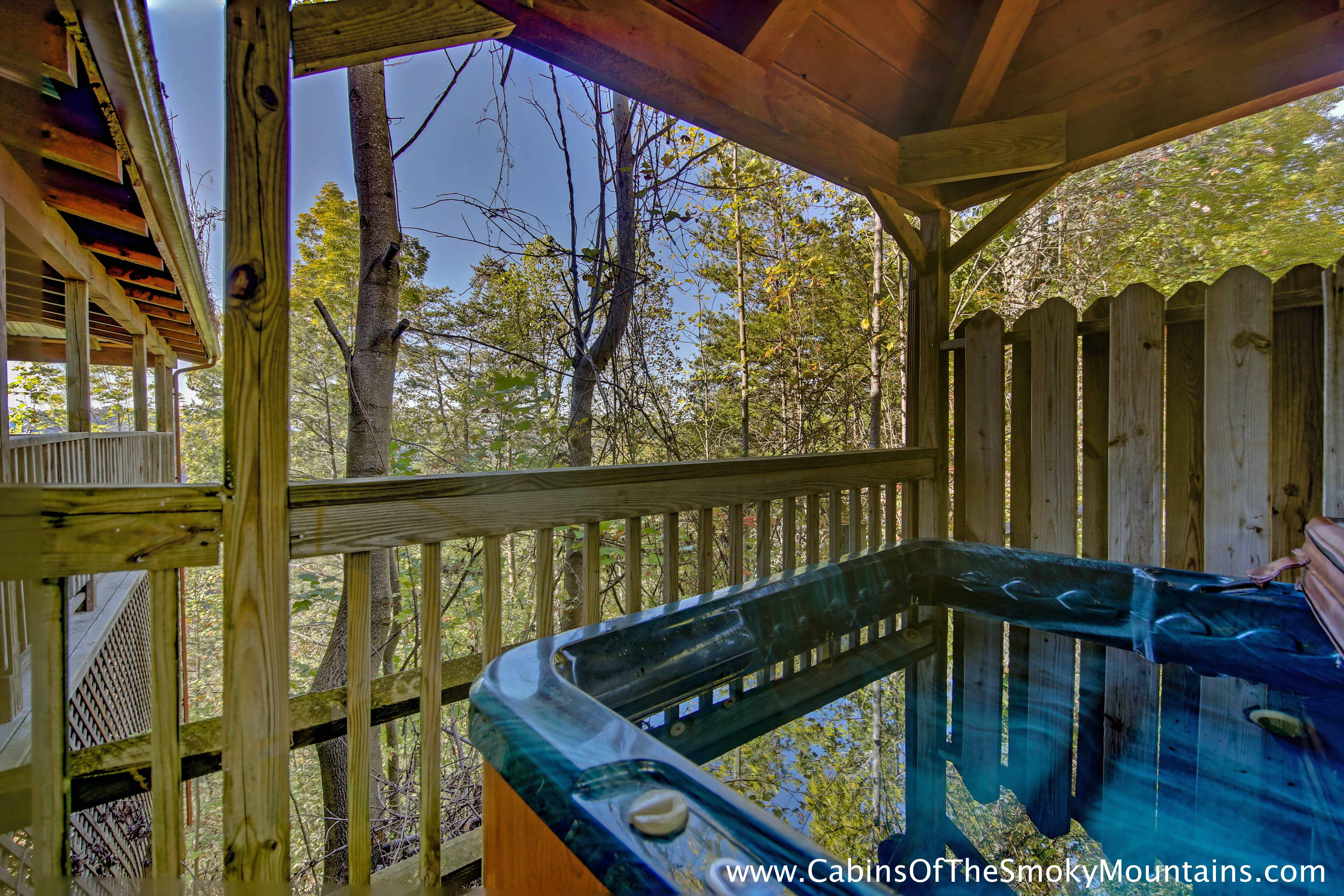 Pigeon Forge Cabin The Golden Jewell From