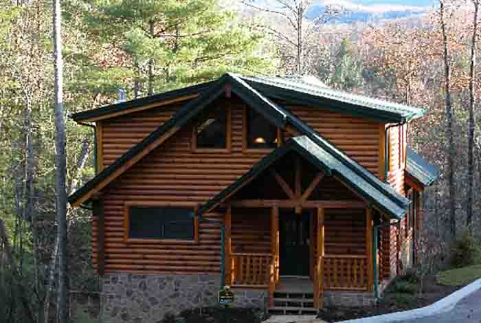 bedroom cabins in gatlinburg pigeon forge tn