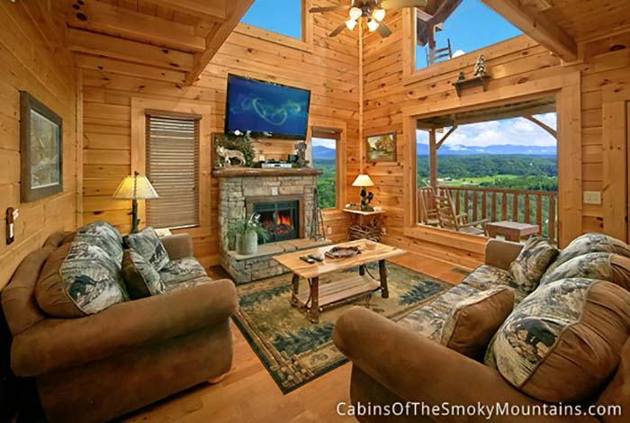 picture of Livin' High cabin