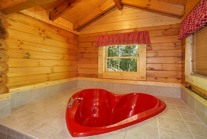 Gatlinburg cabin the honeymooner 1 bedroom sleeps 4 - 1 bedroom cabin in gatlinburg tn ...