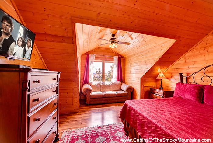 Gatlinburg Cabin The Lodge At Whippoorwill 6 Bedroom