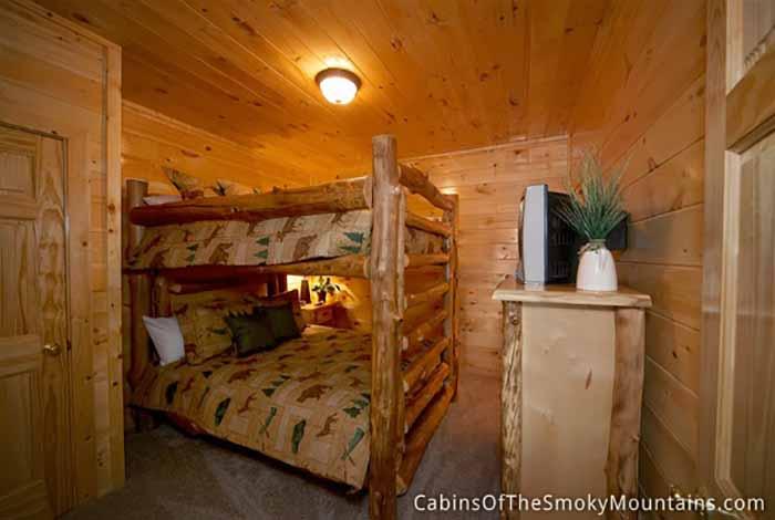 Pigeon Forge Cabin The Loose Moose 8 Bedroom Sleeps 32