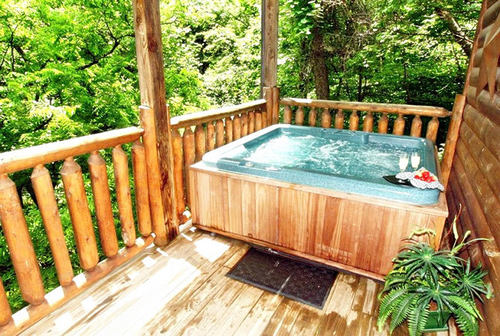 Pigeon Forge Cabin The Watering Hole 1 Bedroom Sleeps 6
