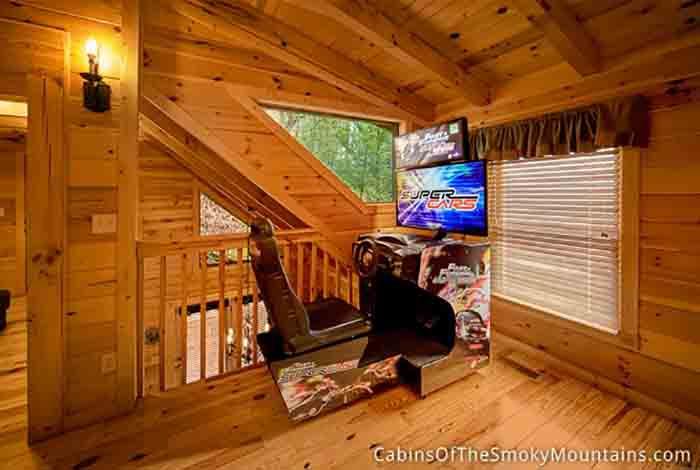 Gatlinburg Cabin Lovin 39 It 1 Bedroom Sleeps 6