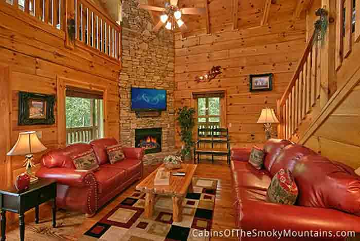 picture of Majestic Splendor Lodge cabin