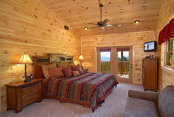 Pigeon Forge Cabin Mountain Mist Lodge 8 Bedroom Sleeps 20