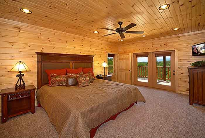 Gatlinburg Cabin Mountain Mist Lodge 8 Bedroom Sleeps 20 Jacuzzi Home Theater Bunk Beds