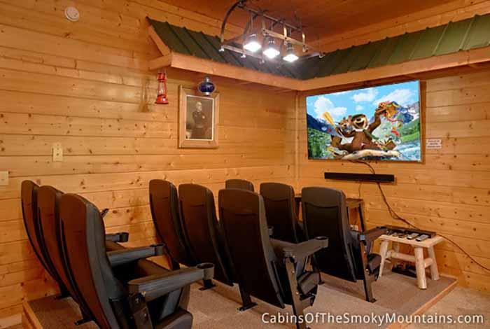 picture of Mountain Refuge cabin