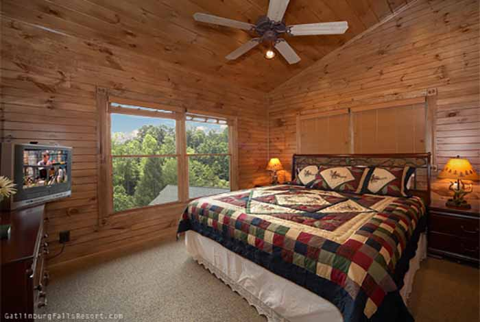 Gatlinburg cabin mountain splendor from for Pigeon forge cabin coupons