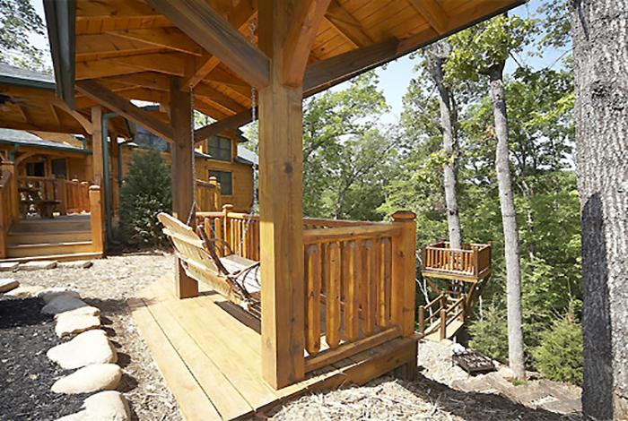Gatlinburg Cabin Mountain Treasure 2 Bedroom Sleeps