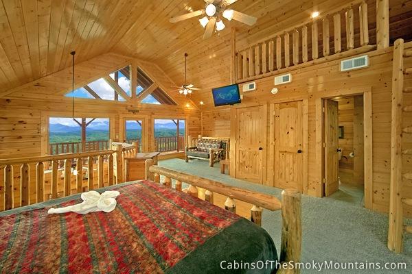 Pigeon Forge Cabin Livin 39 High 2 Bedroom Sleeps 11