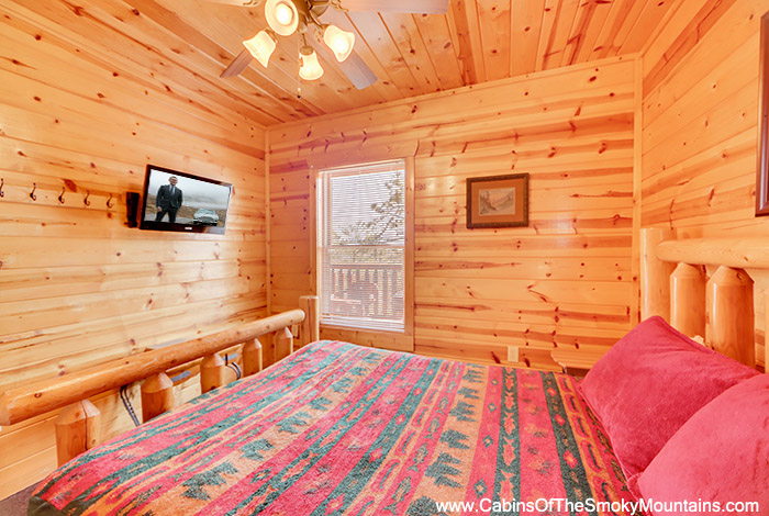 Pigeon Forge Cabin All About The View 4 Bedroom Sleeps 12