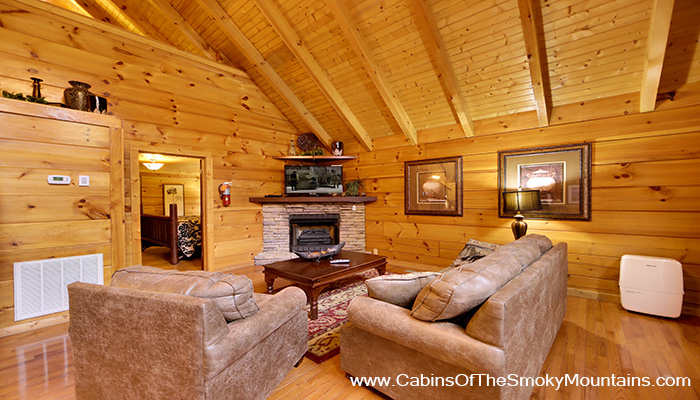 Pigeon Forge Cabin Rustic Splash From 200 00