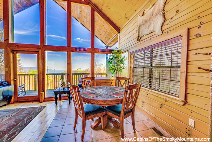 Outstanding Pigeon Forge Cabin Magical Sunset 1 Bedroom Sleeps 4 Download Free Architecture Designs Scobabritishbridgeorg