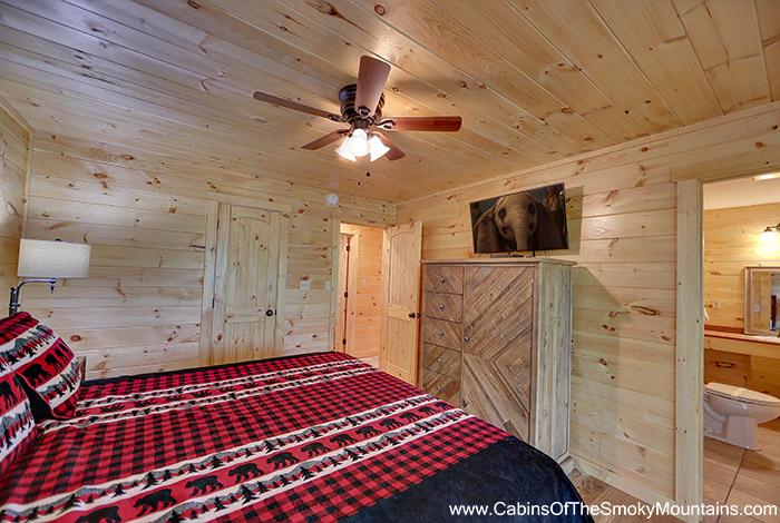 Pigeon Forge Cabin Skyline Lodge 6 Bedroom Sleeps 18
