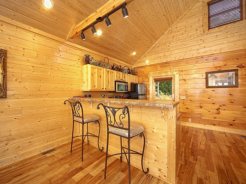 picture of Mountain Mist cabin