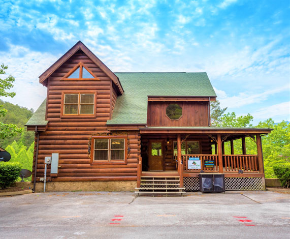 4 Bedroom Cabins In Pigeon Forge Tn