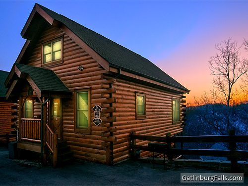 Pigeon forge cabin views of god 39 s country from for God s gift cabin gatlinburg