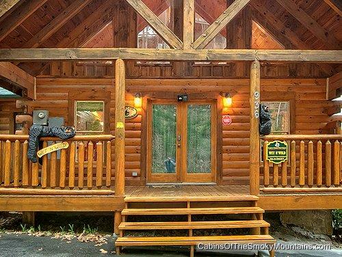 Pigeon Forge Cabin Wet N 39 Wild 1 Bedroom Sleeps 4