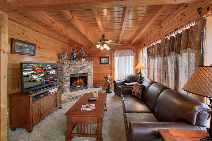 pigeon forge cabin million dollar view 3 bedroom sleeps 12